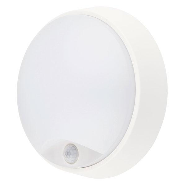 Plafón LED Luxtar con Sensor Pir 14W IP54