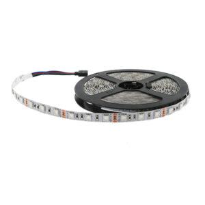 Tira de LED 12V DC SMD5050 300 LEDs IP20 Ultravioleta - 5 Metros
