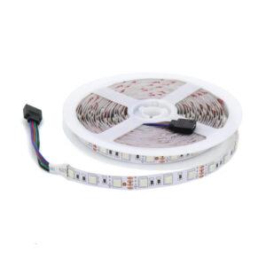 Tira LED 12V DC SMD5050 Videny IP20- 5 Metros