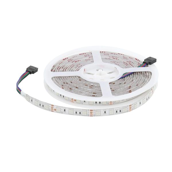 Tira LED 12V DC SMD5050 300 LEDs RGB IP65 Videny - 5 Metros