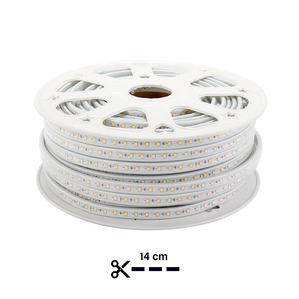 Tira de LED 220VAC SMD2835 Kross 12W/m 50 metros