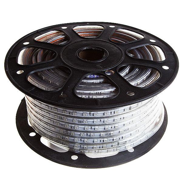 Tira de LED 220VAC SMD5050 60LED/m Rozok 14W/m RGB (50 metros)