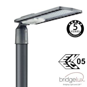 Farola LED 100W HALLEY BRIDGELUX Chip 140lm/W