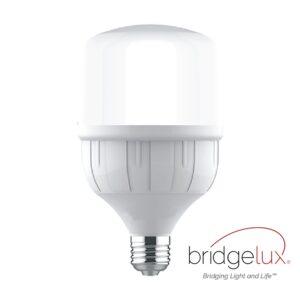 Bombilla LED 40w E27 185º Bridgelux