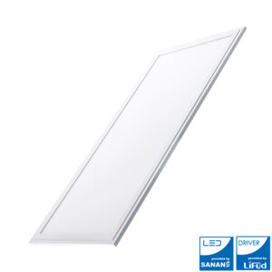 Panel LED Rectangular Serie Bure 120X60 cm 80W