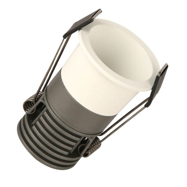 Empotrable LED 5W  Blanco Bridgelux Chip -  40° - UGR11