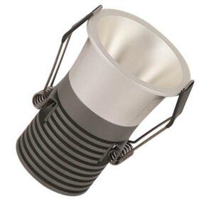 Empotrable LED 5W Cromo Perla Bridgelux Chip  -  40° - UGR11