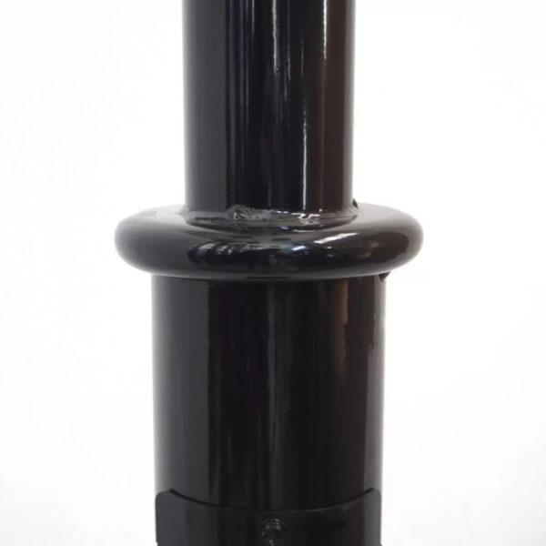 Columna para farola de 3m hecha en acero Oslo