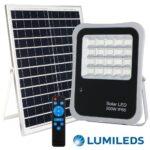 Foco Proyector Exterior SOLAR LED 200W AVANT