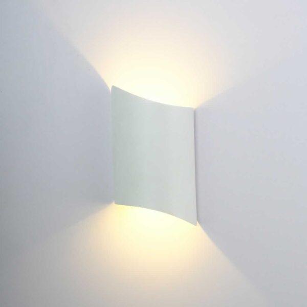 Aplique LED 10W HORTEN Pared Exterior