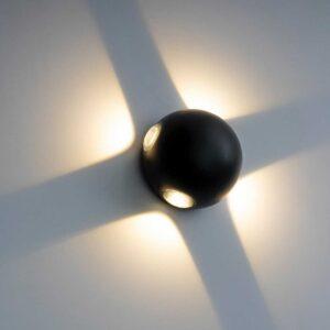 Aplique LED 12W VIBORG Pared Exterior