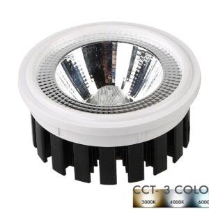 Lámpara LED AR111 20W 60º CRI +90