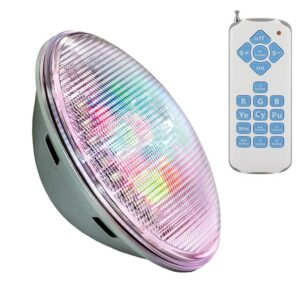 Lámpara LED RGB 45W PAR56 para Piscinas - G53